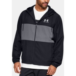 Under Armour Men's Sportstyle Colorblocked Hooded Windbreaker found on Bargain Bro Philippines from Macy's for $60.00