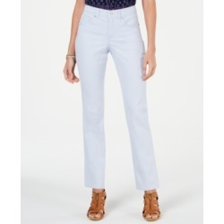 Style & Co Tummy-Control Straight-Leg Jeans, Created for Macy's found on MODAPINS from Macys CA for USD $24.10