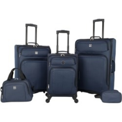 Tag Bristol 5 Pc. Softside Luggage Set, Created for Macy's