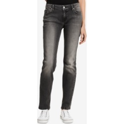 Calvin Klein Jeans Straight-Leg Jeans found on MODAPINS from Macy's for USD $71.60