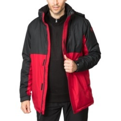Hawke & Co. Outfitter Men's Colorblocked Parka found on MODAPINS from Macys CA for USD $71.70