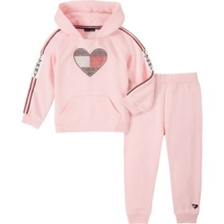 Tommy Hilfiger Little Girls 2 Piece Fleece Set found on Bargain Bro Philippines from Macy's for $59.50