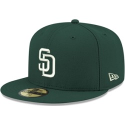 New Era San Diego Padres Re-Dub 59FIFTY-fitted Cap found on Bargain Bro India from Macy's for $39.99