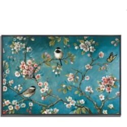 Tangletown Fine Art Blossom I by Lisa Audit Fine Art Giclee Print on Gallery Wrap Canvas, 38