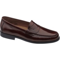 Johnston & Murphy Pannell Penny Loafers Men's Shoes found on Bargain Bro from Macy's Australia for USD $109.27