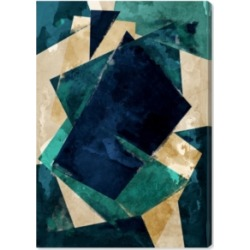Oliver Gal Abstracta Dos Canvas Art, 24