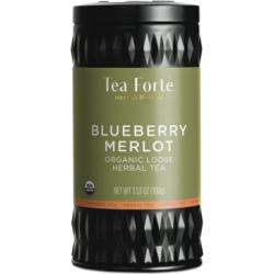 Tea Forte Ltc Blueberry Merlot Loose-Leaf Herbal Tea