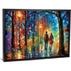 """iCanvas Love in The Air by Leonid Afremov Gallery-Wrapped Canvas Print - 26"""" x 40"""" x 0.75"""""""