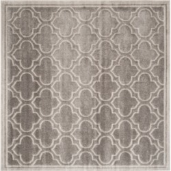 Safavieh Amherst Indoor/Outdoor AMT412 5' x 5' Square Area Rug found on Bargain Bro Philippines from Macy's for $100.00