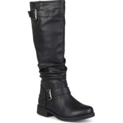 Journee Collection Women's Extra Wide Calf Stormy Boot Women's Shoes found on Bargain Bro Philippines from Macy's for $99.00