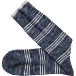 Johnston & Murphy Heather Stripe Socks found on Bargain Bro India from Macy's for $16.00