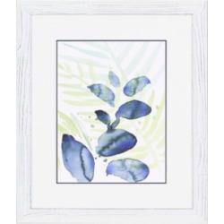 """Paragon Queen Palms Ii Framed Wall Art, 37"""" x 31"""""""