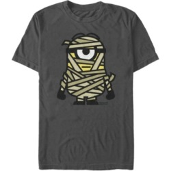 Despicable Me Men's Minions Mummy Halloween Monster Short Sleeve T-Shirt found on MODAPINS from Macy's for USD $24.99