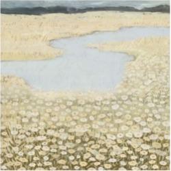 "Victoria Borges Flaxen Field Ii Canvas Art - 20"" x 25"""