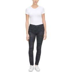 Calvin Klein Jeans Camouflage-Print Skinny Jeans found on MODAPINS from Macy's for USD $47.70