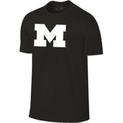 Retro Brand Men's Michigan Wolverines Tonal Eclipse T-Shirt found on Bargain Bro India from Macy's for $19.99