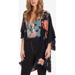 Billabong Juniors' Moon Dream Floral-Print Kimono found on MODAPINS from Macys CA for USD $63.09
