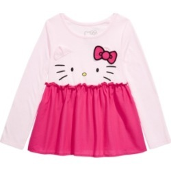 Hello Kitty Toddler Girls Peplum Top found on Bargain Bro Philippines from Macys CA for $14.22