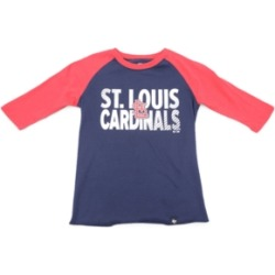 '47 Brand Youth St. Louis Cardinals Fast Track Raglan T-Shirt found on Bargain Bro India from Macy's for $22.00