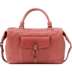 The Sak Sierra Leather Convertible Satchel found on MODAPINS from Macy's for USD $171.75