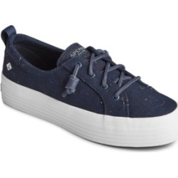 Sperry Confetti Platform Crest Vibe Sneakers Women's Shoes found on Bargain Bro Philippines from Macy's Australia for $74.51