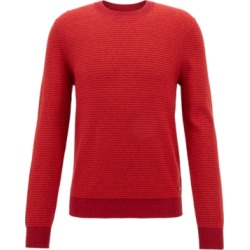Boss Men's Lightweight Textured Sweater found on MODAPINS from Macy's for USD $165.00