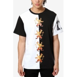 Artistix Men's Family Crest Colorblocked Graphic T-Shirt found on Bargain Bro India from Macys CA for $15.55
