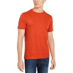 Michael Kors Men's Basic Crew Neck T-Shirt found on MODAPINS from Macys CA for USD $26.07
