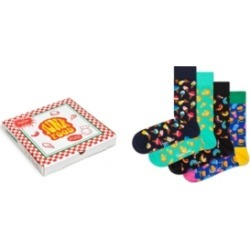 Happy Socks Women's Junk Food Gift Box, Pack of 4 found on MODAPINS from Macys CA for USD $50.36
