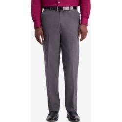 Haggar Men's W2W Pro Classic-Fit Performance Stretch Non-Iron Flat-Front Casual Pants found on MODAPINS from Macys CA for USD $36.68