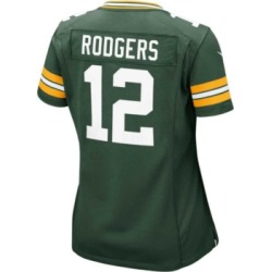 Nike Women's Aaron Rodgers Green Bay Packers Game Jersey found on Bargain Bro Philippines from Macy's for $100.00