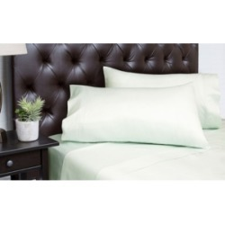 Spectrum Home Cotton Sateen California King Sheet Set Bedding found on Bargain Bro India from Macys CA for $122.51