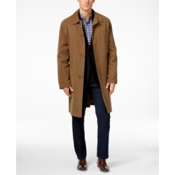 London Fog Durham Classic-Fit Raincoat found on MODAPINS from Macys CA for USD $148.32