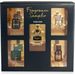 Created for Macy's 5-Pc. Fragrance Sampler Set For Him found on Bargain Bro India from Macy's for $35.00