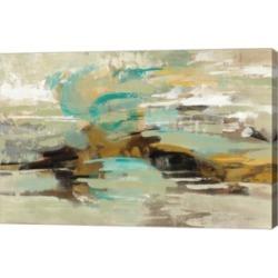 Metaverse Hidden Lagoon by Silvia Vassileva Canvas Art, 30