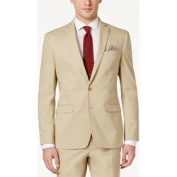 Closeout! Bar Iii Men's Slim-Fit Tan Stretch Jacket, Created for Macy's found on Bargain Bro India from Macys CA for $42.87
