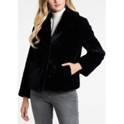 1.state Cropped Faux-Fur Jacket found on MODAPINS from Macy's Australia for USD $30.58