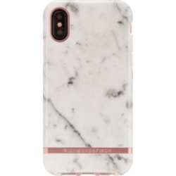 Richmond & Finch White Marble Case for iPhone Xs Max