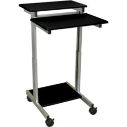 "Offex 24"" Stand Up Presentation Station Desk"