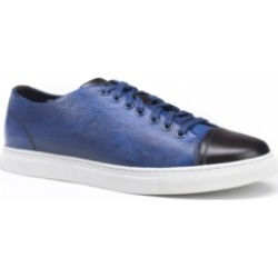 Belvedere Men's Abreno Cap Toe Lace Up Sneaker Men's Shoes found on Bargain Bro Philippines from Macy's for $159.00