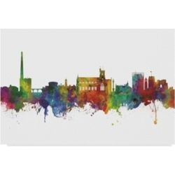 Michael Tompsett Carlisle England Skyline Ii Canvas Art - 20