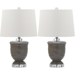 Safavieh Set of 2 Shoal Table Lamps found on Bargain Bro from Macy's for USD $189.24