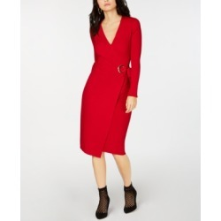 I.n.c. Wrap Sweater Dress, Created for Macy's found on MODAPINS from Macy's for USD $38.93