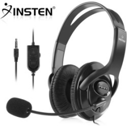 Insten 2-Pack Wired Gaming Headset for PS4 PlayStation 4