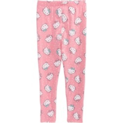 Hello Kitty Little Girls Dot Leggings found on MODAPINS from Macys CA for USD $10.06