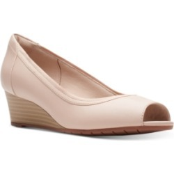 Clarks Collection Women's Mallory Charm Pumps Women's Shoes found on Bargain Bro Philippines from Macy's Australia for $75.97