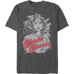 Men's Wonder Woman She is Power Short Sleeve T-shirt found on MODAPINS from Macy's for USD $24.99