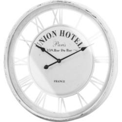 American Art Decor Union Hotel Paris Rue Du Bac Oversized Wall Clock