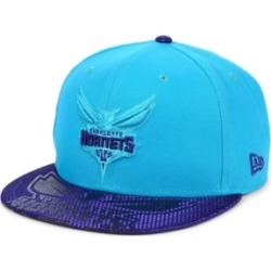 New Era Charlotte Hornets Pop Viz 9FIFTY Snapback Cap found on Bargain Bro India from Macy's for $31.99