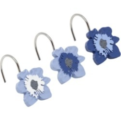 Croscill Charlotte Shower Hooks Bedding found on Bargain Bro Philippines from Macy's for $30.00
